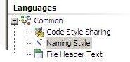 CodeStyleSharing