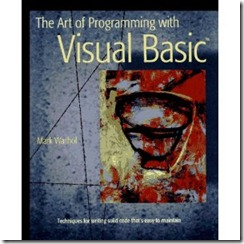 The Art of Programming with Visual Basic