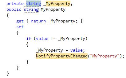 visual studio code snippets property