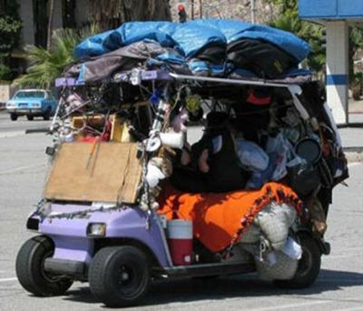 overloaded-golf-cart