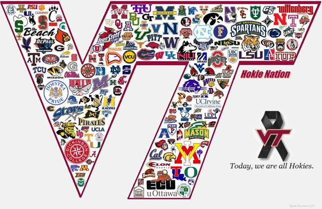 Today, We Are All Hokies.