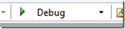 The 'Debug' Dropdown - you've seen it, at the top...