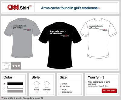 CNNShirtStore