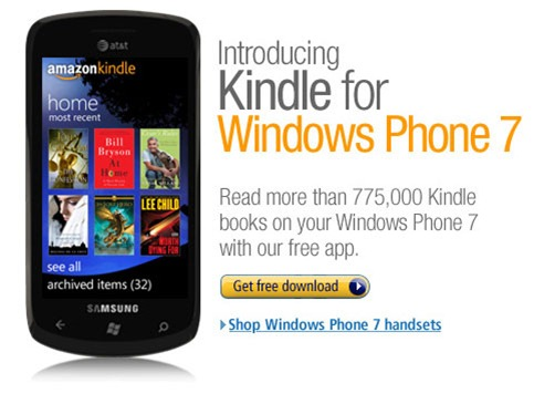 WP7kindelapp
