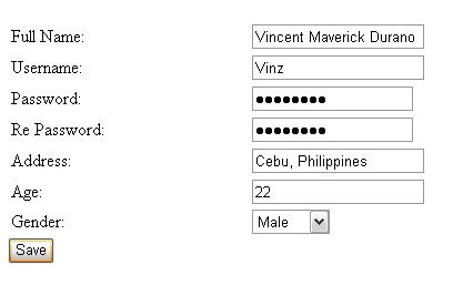 Creating a Simple Registration Form in ASP.NET