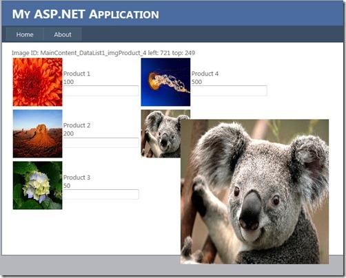 datalist