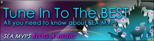 Microsoft SEA MVP Blog