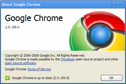 can you update chrome