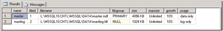 Default_directory_location_of_master_database