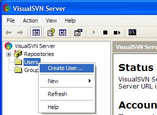 CreateSVNUser1