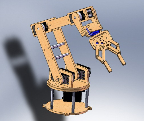Robotic Arm Hardware