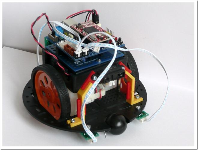 FEZ Mini Robot