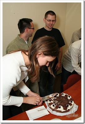Marcin Celej's MVP cake