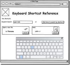 view_shortcuts