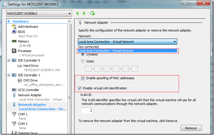AddNetworkAdapter-Settings