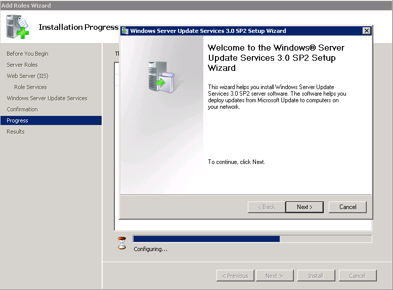 Key Considerations for WSUS 62 on Windows Server 2012 R2
