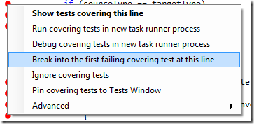 BreakIntoCoveringTests