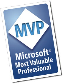 Microsoft Most Valuable Professional (MVP) Logo