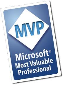 Microsoft Most Valuable Professional (MVP) Logo