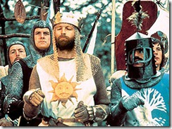 Monty Python Holy Grail - Clip clop (300w)