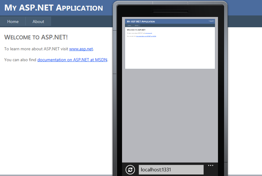 html5 boilerplate template for asp net with visual studio 2010