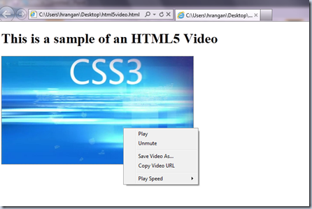 how to add picture in html5