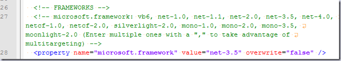 microsoft.framework 