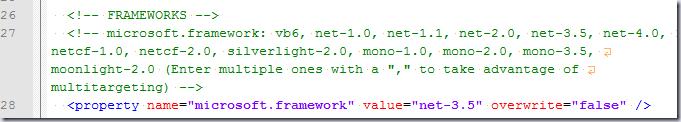 microsoft.framework