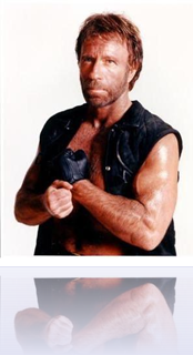 Chuck Norris welcomes you