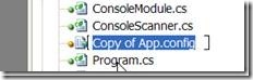 Copy of App.config