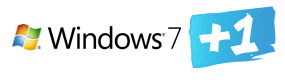 Windows 7 +1