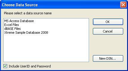 BizTalk 2009 ODBC Adapter Schema Generation - Data Source