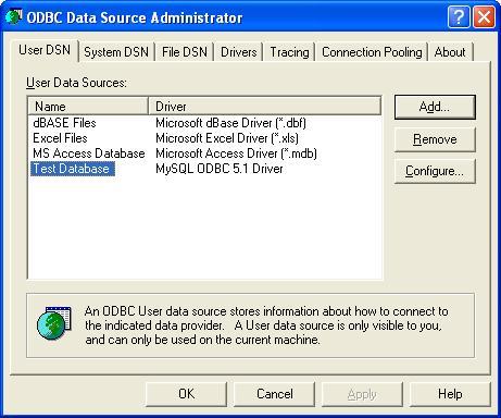 BizTalk 2009 ODBC Adpater Schema Generation - User DSN Updated
