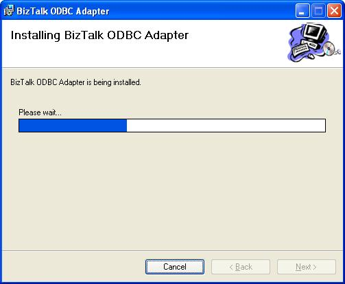 BizTalk 2009 Community ODBC Adapter - Installing