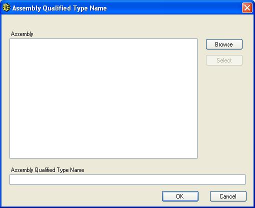 BizTalk 2009 Scheduled Task Adpater Receive Location - Assembly Type Name