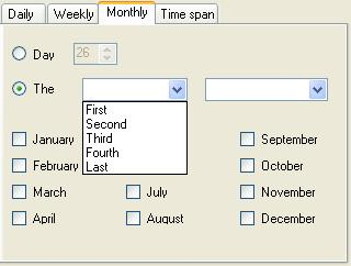 BizTalk 2009 Scheduled Task Adpater Receive Location - Monthly Occurance 1