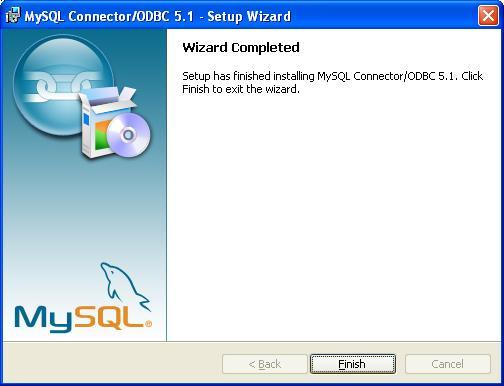 MySQL ODBC Data Connector - Complete