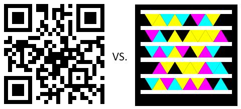 QR vs. Microsoft tag