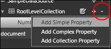 AddSampleCollection