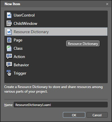 Styling a TreeView in Silverlight 3 and Blend 3