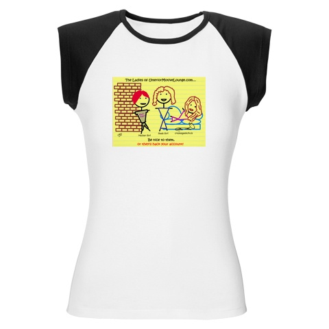 Ladies of Ulterior Motive Lounge T-Shirt