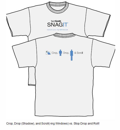 SnagIt 9 Shirt