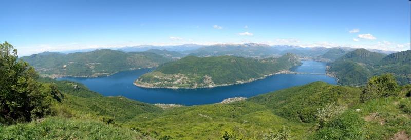 The Lake of Lugano