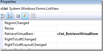 Slow ListView? – Virtual ListView!
