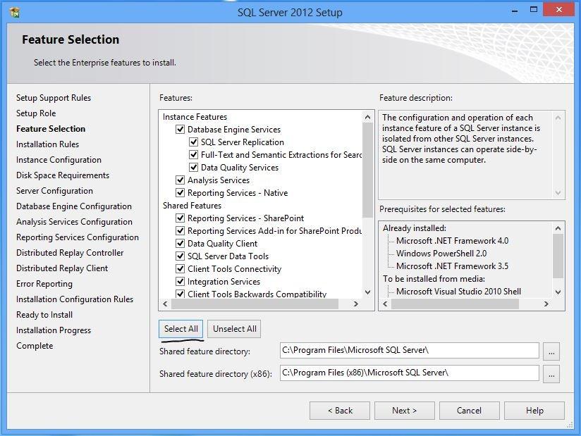 Install BizTalk Server 2013 beta on Windows 8 (with Visual