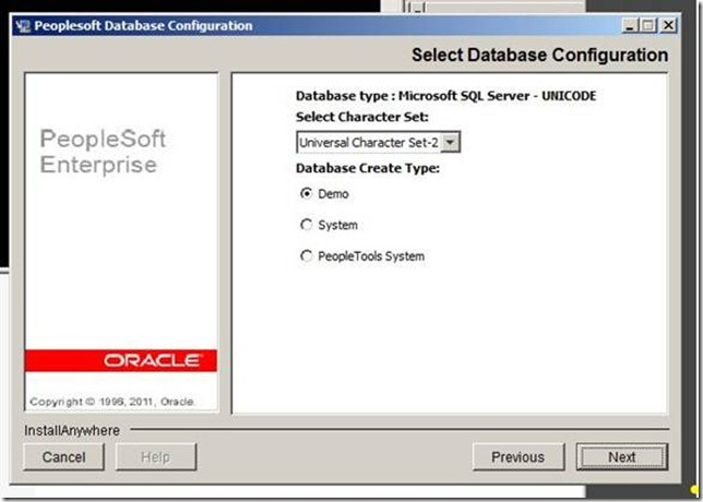 Installing PeopleSoft HRMS 9 0 on Windows Server 2008 with SQL