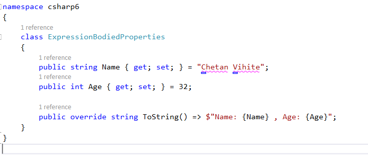 What's new in C# 6 0