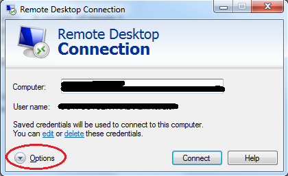 File Transfer using RDP