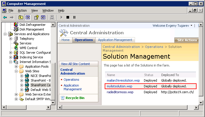 Creating a SharePoint Solution Package ( wsp) in 5 steps
