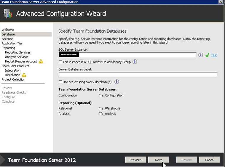 Installation Document How to: Install Team Foundation Server 2012